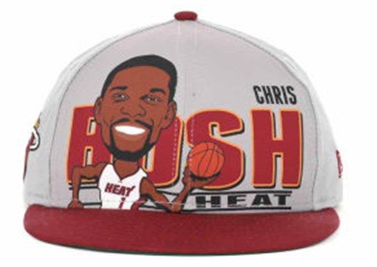 Miami Heat NBA Snapback Hat 60D05