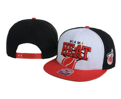Miami Heat NBA Snapback Hat 60D06