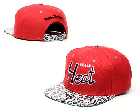 Miami Heat NBA Snapback Hat 60D21
