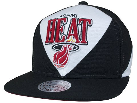 Miami Heat NBA Snapback Hat SD29