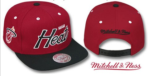 Miami Heat NBA Snapback Hat Sf01