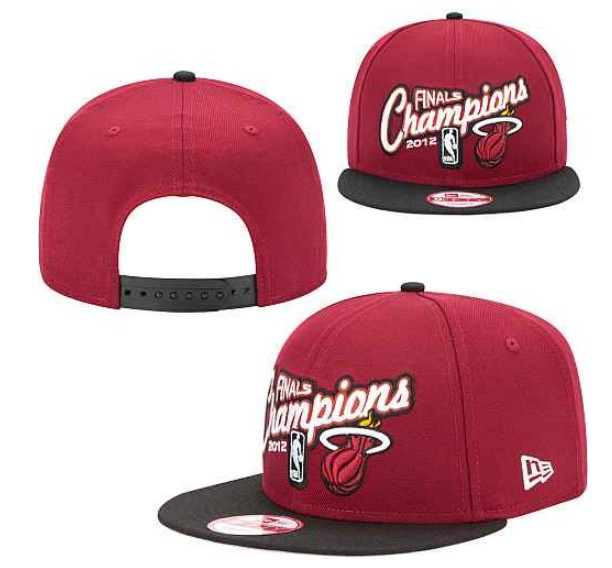 Miami Heat NBA Snapback Hat Sf07