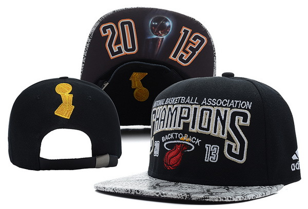 Miami Heat NBA Snapback Hat TY138