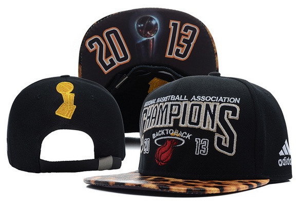 Miami Heat NBA Snapback Hat TY139
