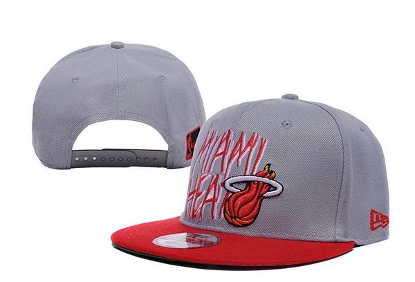 Miami Heat NBA Snapback Hat XDF118