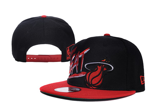 Miami Heat NBA Snapback Hat XDF119