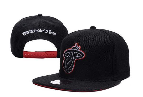 Miami Heat NBA Snapback Hat XDF129