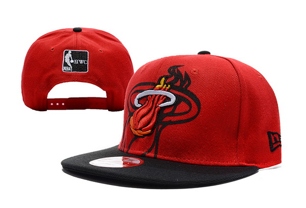 Miami Heat NBA Snapback Hat XDF133