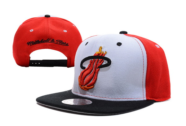 Miami Heat NBA Snapback Hat XDF165