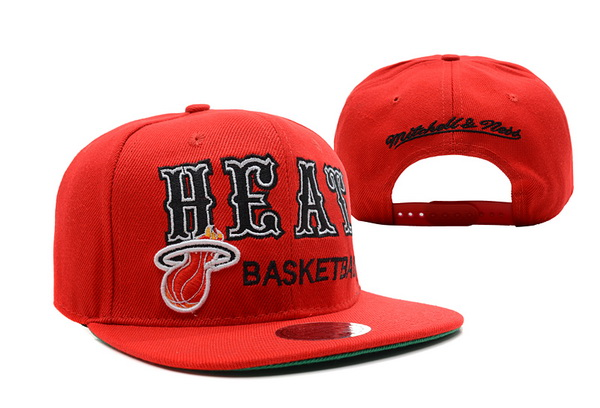 Miami Heat NBA Snapback Hat XDF213