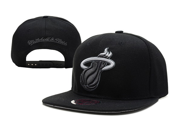 Miami Heat NBA Snapback Hat XDF265