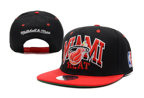 Miami Heat NBA Snapback Hat XDF275