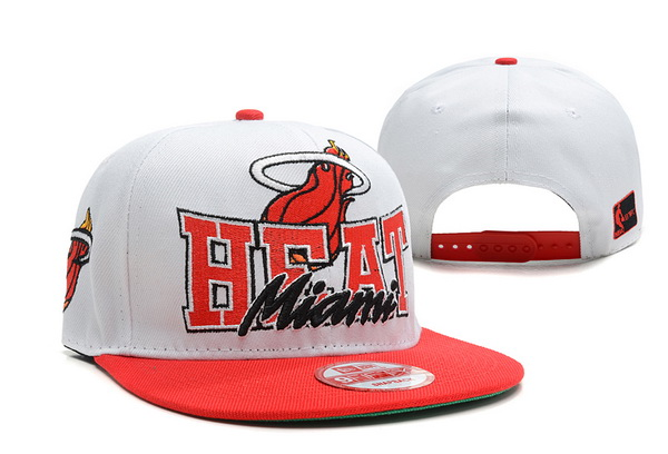 Miami Heat NBA Snapback Hat XDF292