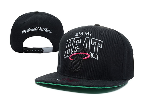 Miami Heat NBA Snapback Hat XDF330
