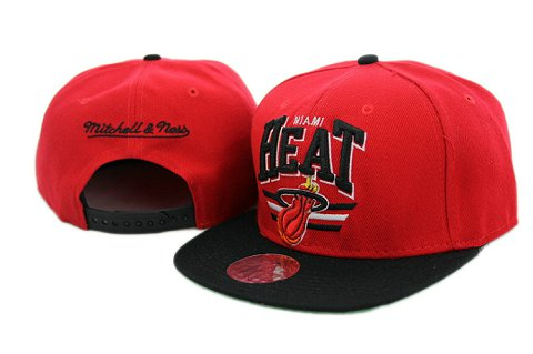 Miami Heat NBA Snapback Hat YS081