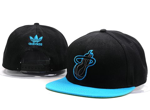 Miami Heat NBA Snapback Hat YS182