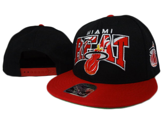 Miami Heat NBA Snapback Hat ZY03
