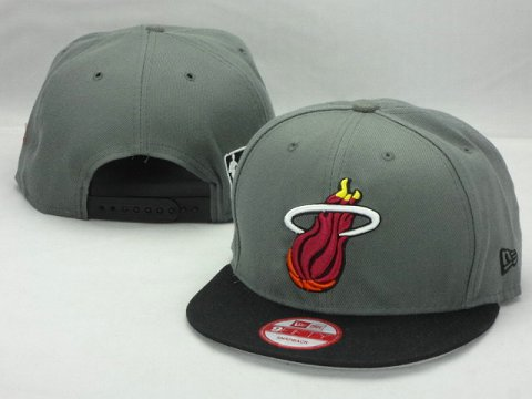 Miami Heat NBA Snapback Hat ZY22