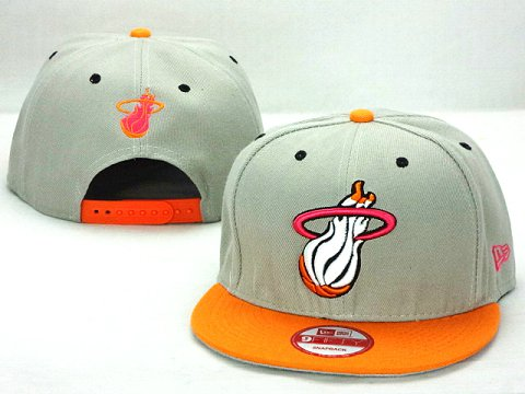 Miami Heat NBA Snapback Hat ZY49