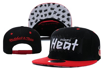 Miami Heat Hat LX 150323 15