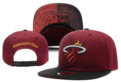 Miami Heat Hat XDF 150323 15
