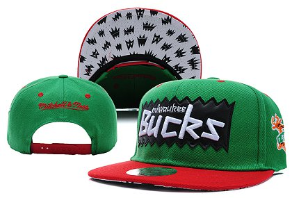 Milwaukee Bucks Hat LX 150323 12