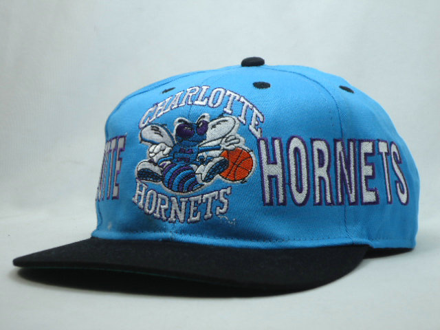 New Orleans Hornets Snapback Hat SF