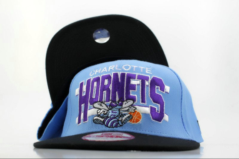New Orleans Hornets Snapback Hat QH 1