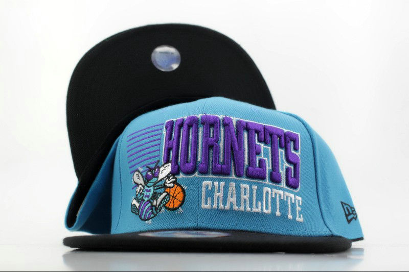 New Orleans Hornets Snapback Hat QH 2