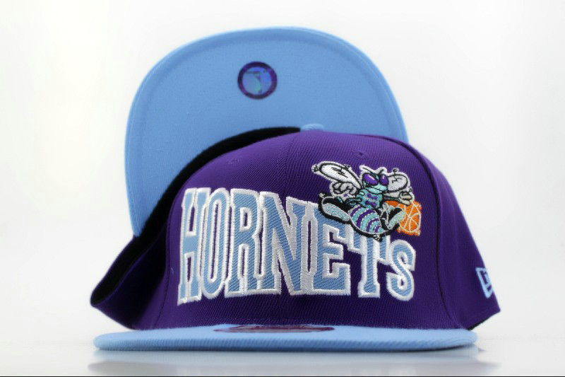 New Orleans Hornets Snapback Hat QH