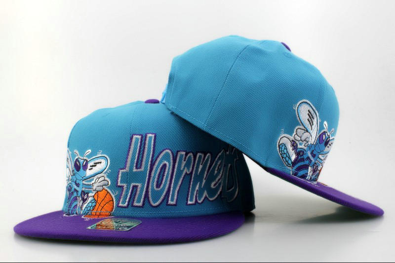New Orleans Hornets Snapback Hat QH 0606