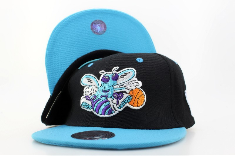 New Orleans Hornets Snapback Hat QH 108