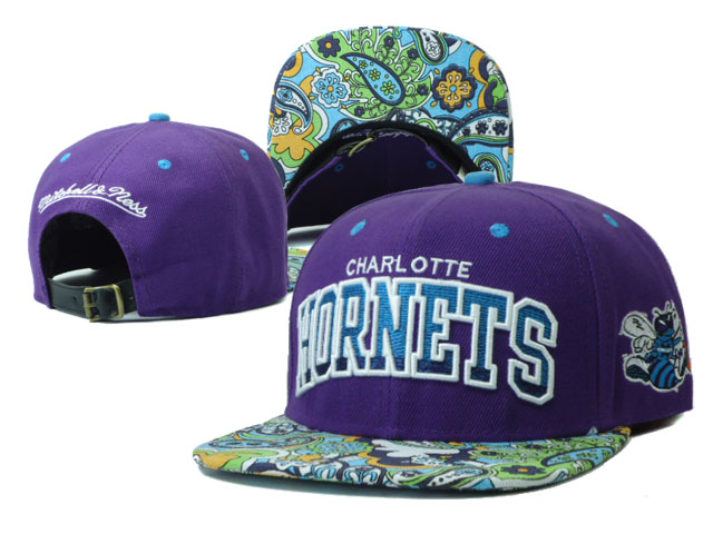 New Orleans Hornets Snapback Hat SF 31