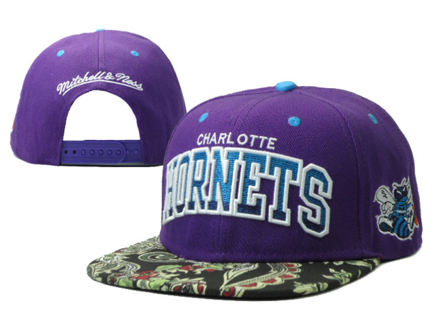 New Orleans Hornets Snapback Hat SF 37