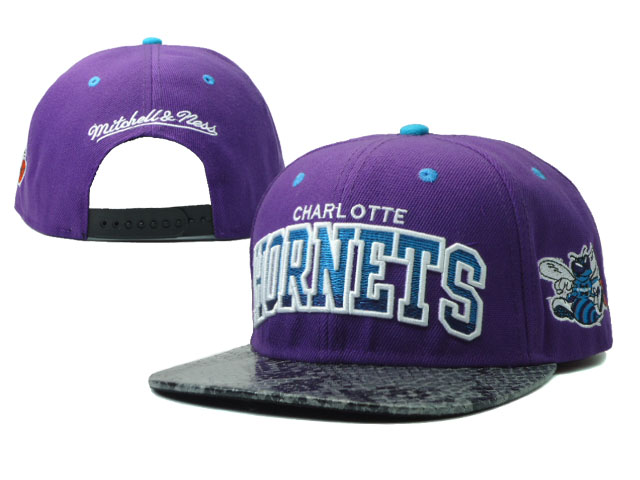 New Orleans Hornets Snapback Hat SF 38