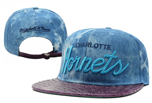 New Orleans Hornets Snapback Hat XDF 302