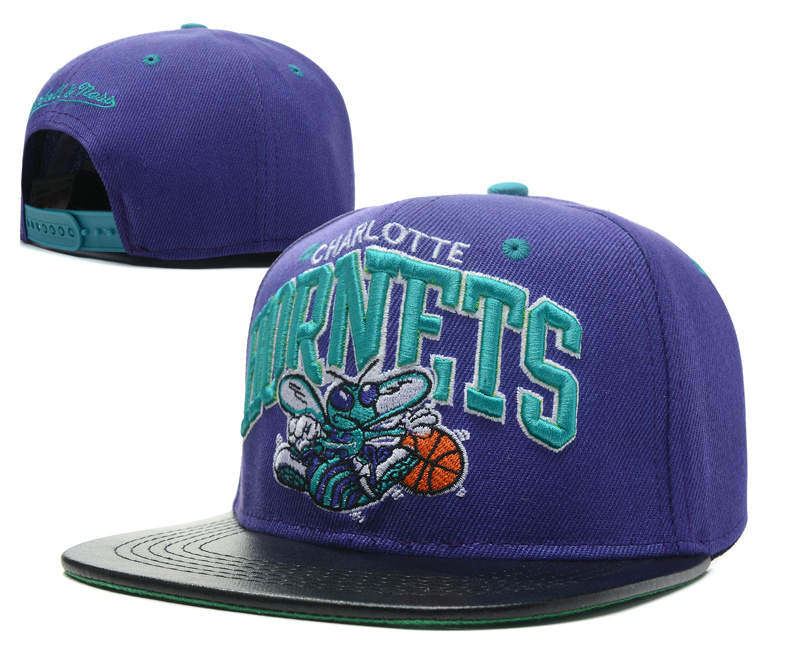 New Orleans Hornets Snapback Hat SD