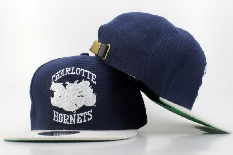 New Orleans Hornets M&N Snapback Hat QH 0617