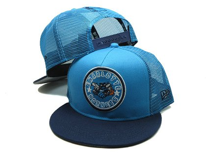 New Orleans Hornets Snapback Hat SF 140802 03