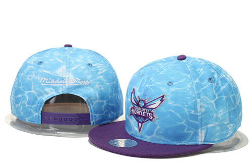 New Orleans Hornets Snapback Hat 3 GS 0620