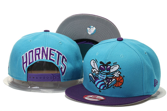 New Orleans Hornets Snapback Hat GS 0620