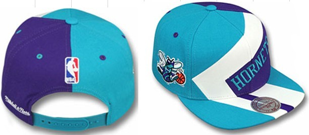 New Orleans Hornets Snapback Hat gf1