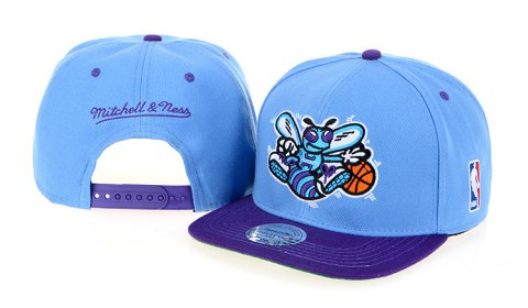 New Orleans Hornets NBA Snapback Hat 60D02