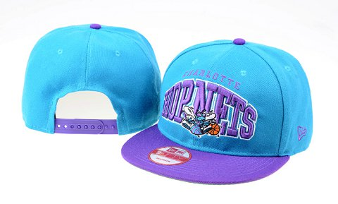 New Orleans Hornets NBA Snapback Hat 60D04