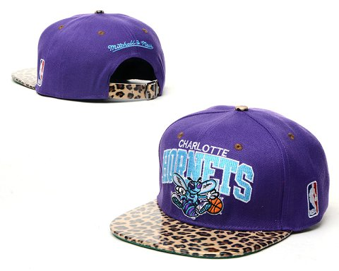 New Orleans Hornets NBA Snapback Hat 60D09