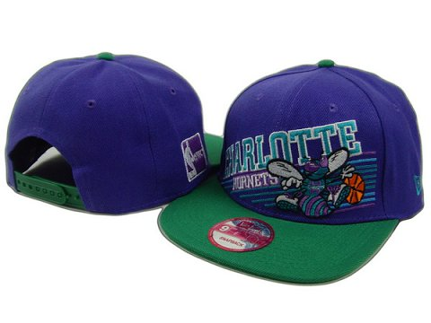 New Orleans Hornets NBA Snapback Hat SD01