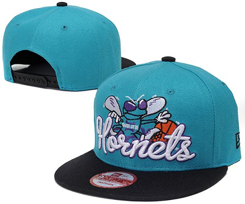 New Orleans Hornets NBA Snapback Hat SD02