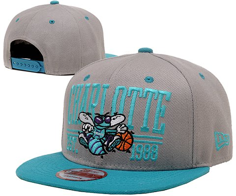 New Orleans Hornets NBA Snapback Hat SD03