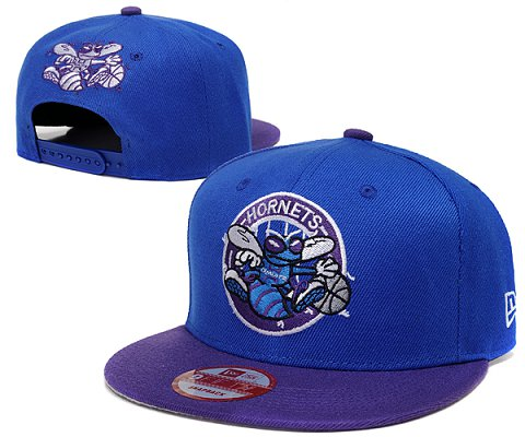 New Orleans Hornets NBA Snapback Hat SD04