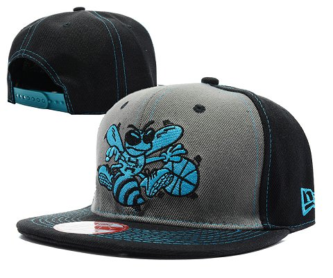 New Orleans Hornets NBA Snapback Hat SD06
